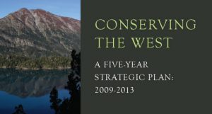 Western Conservation Strategy image