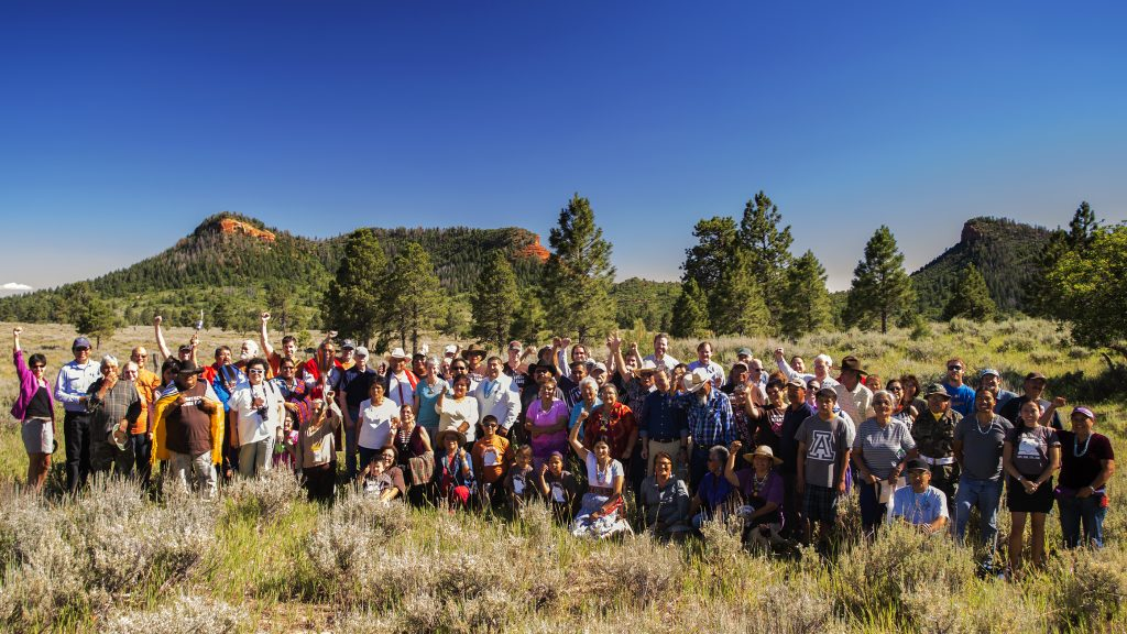 The Bears Ears Community Engagement fund will support the work of the five native nations of the Bears Ears Inter-tribal Coalition -- Hopi, Navajo, Uintah and Ouray Ute, Ute Mountain Ute, and Zuni -- and local community groups.
